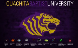 2014 Ouachita Baptist Tigers football schedule