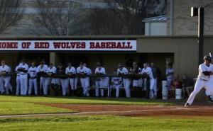 Red Wolves Baseball Hosts ULM, UCA