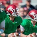 Jim Harris: Arkansas Backup Quarterbacks Get Looks Elsewhere