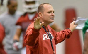 razorback defensive coordinator robb smith