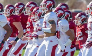 what to watch for in razorback red-white game