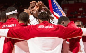 Mike Anderson talks national championship