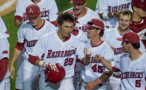 Razorback Baseball Slides into Poll