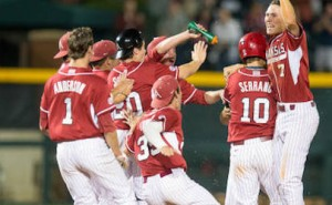 Razorbacks Face Liberty