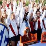 Razorbacks Win Outdoor SEC Championship