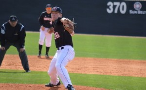 Tyler Zuber against Louisiana Lafayette