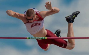 razorback track and field slider