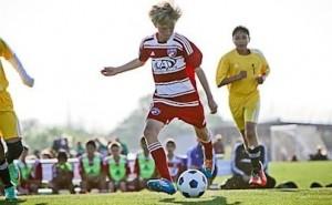 Arkansas Soccer standout