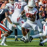Two-Minute Drill: Auburn 45-Arkansas 21