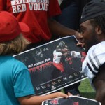 Fan Day and Fast Pace Mark Red Wolves Scrimmage