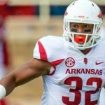 Two-minute Drill: Arkansas runs over Texas Tech 49-28