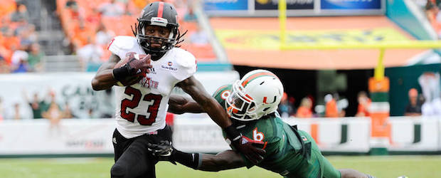 miami hurricanes handle red wolves
