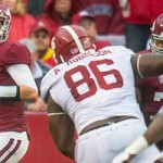 Two-Minute Drill: Alabama's Gifts Too Good for Hogs to Take, Tide Wins 14-13