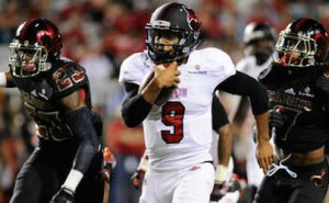 red wolves fall to cajuns