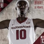Ranked Razorbacks Win with Plenty of Woo Pig Bobby