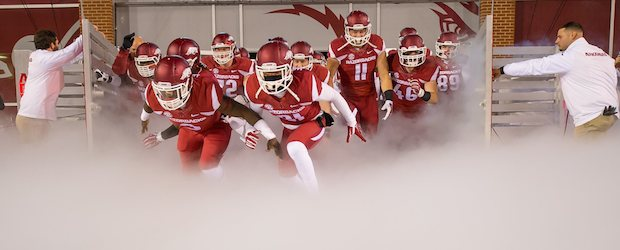 hogs look for validation with win over Ole Miss Rebels