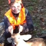 Little Rock Brothers Bag First Deer on Same Day