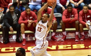 Iowa St puts on clinic for Mike Anderson