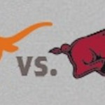 A Real Rivalry – Texas, Arkansas Square Off in Texas Bowl