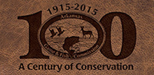 Arkansas game and fish commission celebrating 100 years for Arkansas game and fish commission