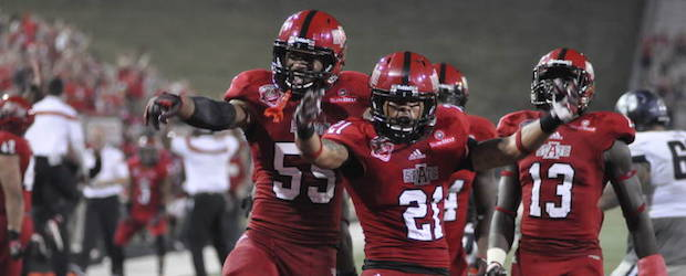 red wolves know opponent in GoDaddy Bowl