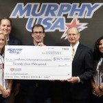 Murphy USA Invests $25,000 in SAU Softball Complex