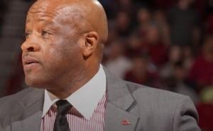 Arkansas Razorback basketball coach mike anderson 2015