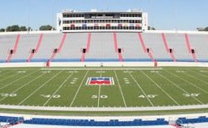 Little Rock Bowl at War Memorial Stadium