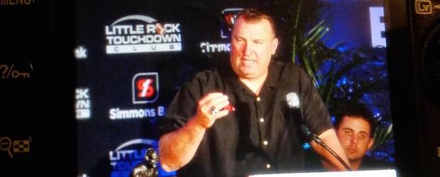 Bret Bielema 2015 Little Rock Touchdown Club