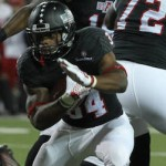 First Half Rushing Attack Gives Red Wolves Win
