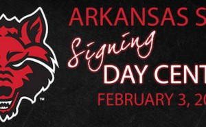 Red Wolves 2016 Signing day class