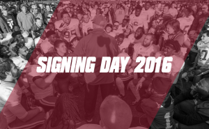 reddies 2016 signing day