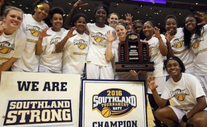 Sugars bears punch ticket to 2016 Women's NCAA Tournament