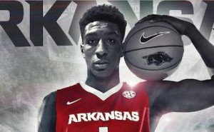 Reggie Perry Razorbacks Basketball Recruiting