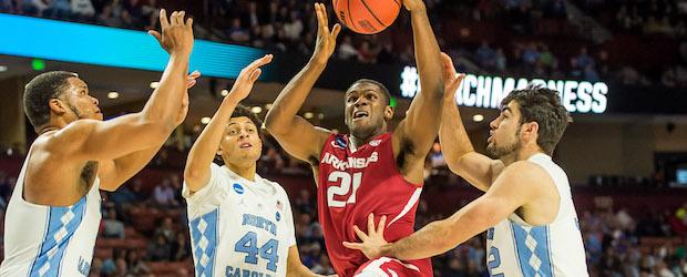 NCAA Refs put brakes on Hogs