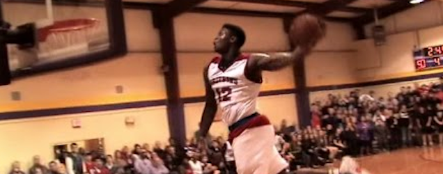 zion williamson at real deal in the rock