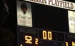 arkansas high school football scores purple dogs