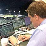 Chris Bahn at Sporting Life Arkansas