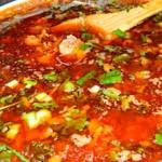 New-Coach Chorizo-Seafood Gumbo