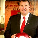 After Further Review Hog Fans on Board with Bielema