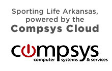 Sporting Life Arkansas is powered by the Compsys Cloud