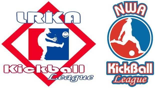 Arkansas Kickball Logos