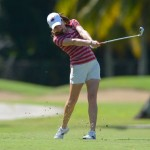 Lopez of the Arkansas Razorbacks Lead After Two Rounds