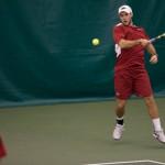 Razorbacks Tennis Picks up Two Wins