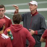 The Razorbacks Host Two Conference Tennis Matches