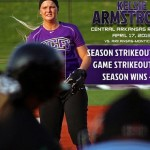 Bears Pick Up 2-1 Win Behind Armstrong's Historic Day