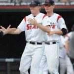 Red Wolves Topple Troy, Advance in Sun Belt Conference Tourney