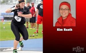 Red Wolves Junior Kim Raath Named to SBC Leadership team