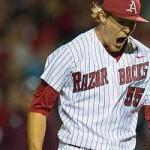 Razorback Baseball Players Named All-Tourney; Reaction to NCAA Regional News