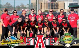 Red Wolves Softball